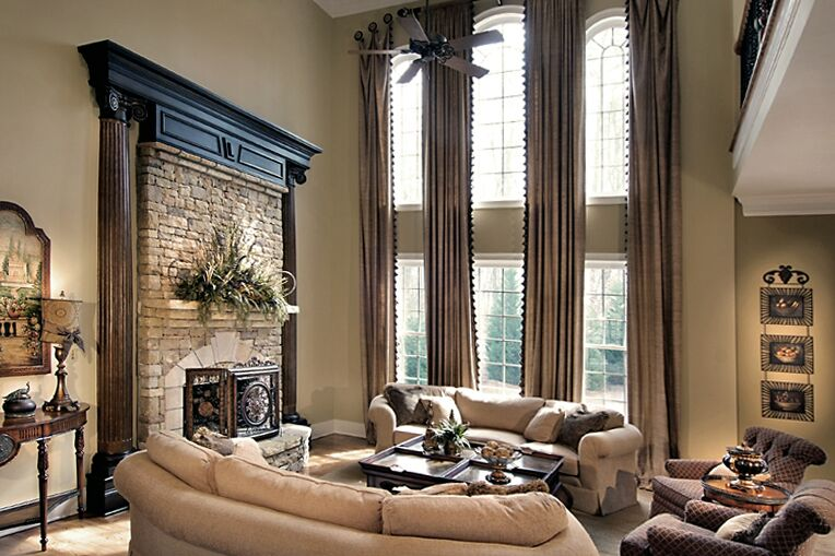 fireplace faux finish Atlanta