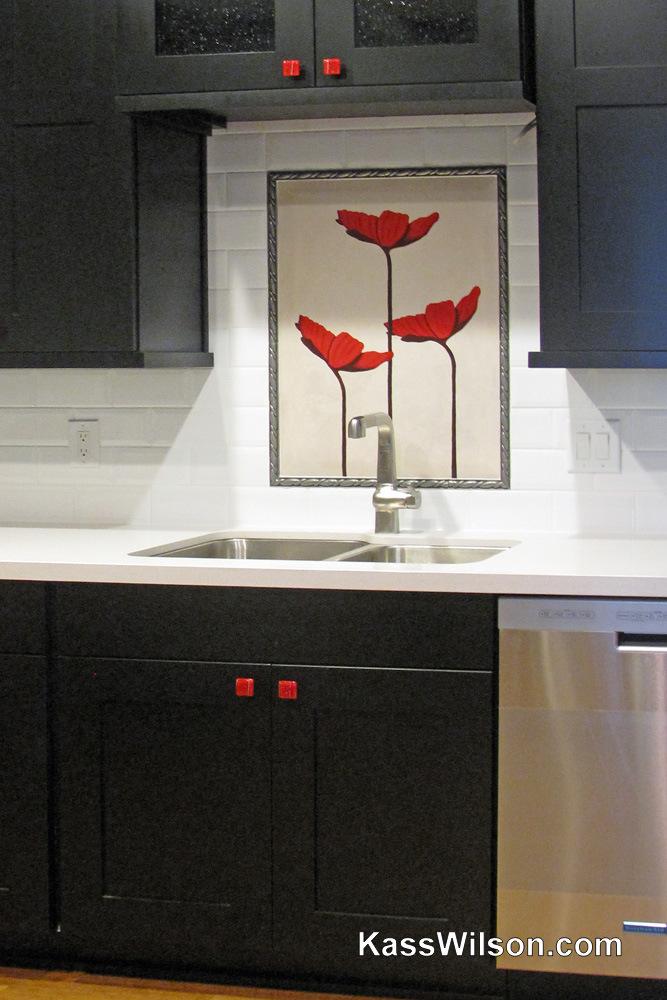 kitchen remodel back splash