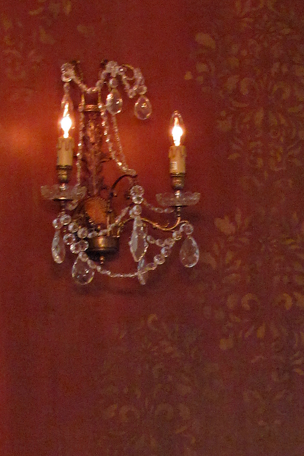 Surround the sconces