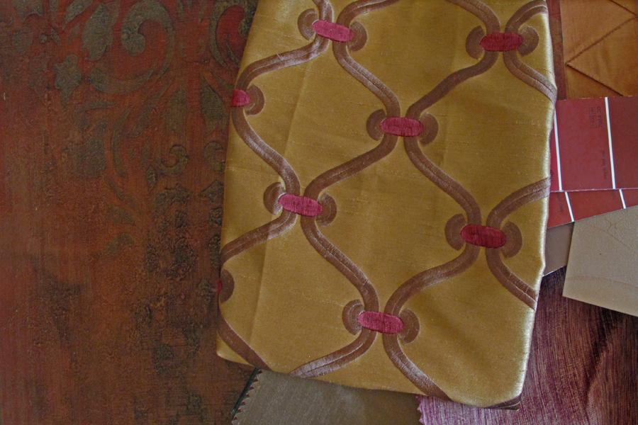 Inspired by fabrics