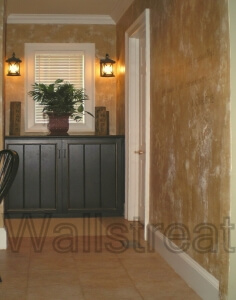 Atlanta faux finish walls