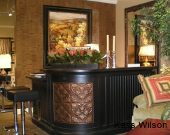 showroom interior design in Atlanta- after