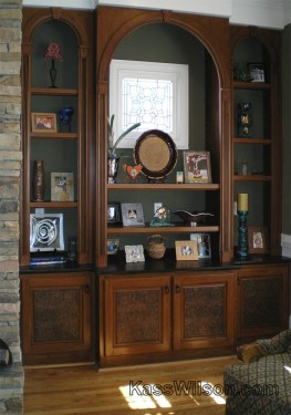 Alpharetta cabinet refinishing