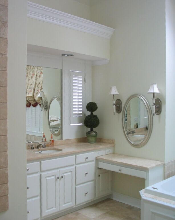 Atlanta bathroom vanity refinishing