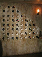 Raise Your Glass: Custom Faux Finished Wine Cellar