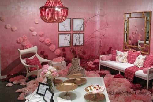 decorative painting showroom