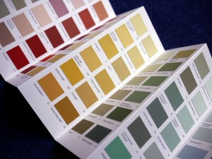 decorative painting- choosing colors