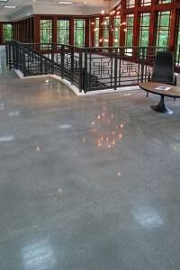Diamond in the Rough: Decorative Concrete Finishing