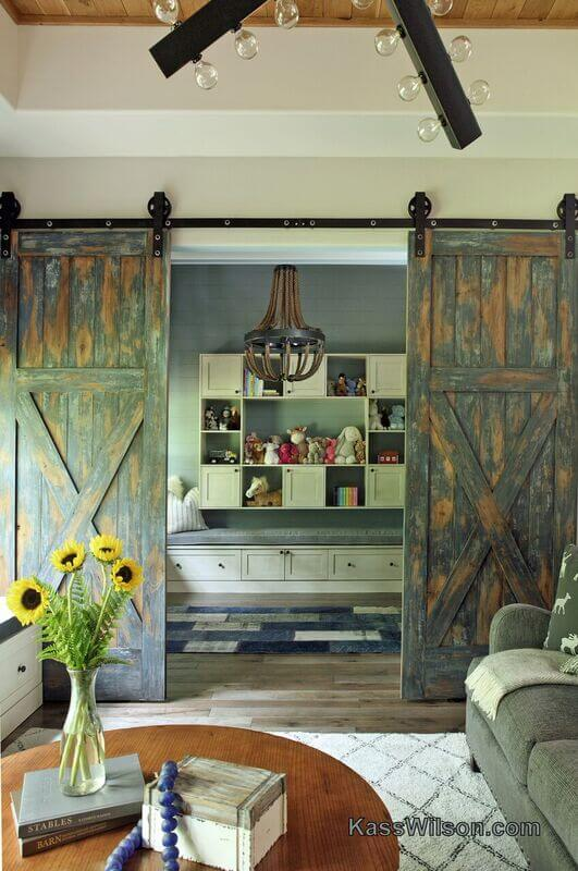 rustic faux finish Atlanta luxury homes