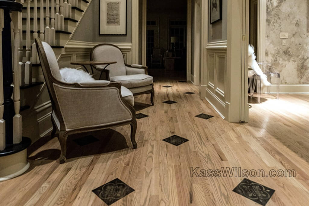 Atlanta custom floors and walls