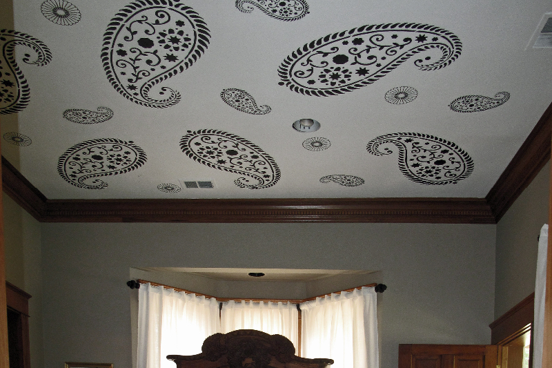 Paisley-ceiling