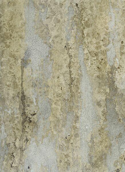 Detail of column faux finish