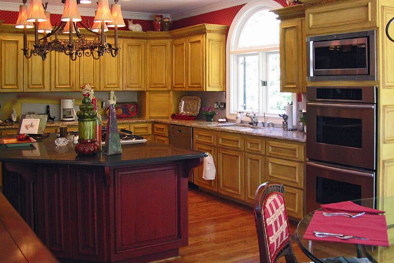 cabinet refinishing Atlanta