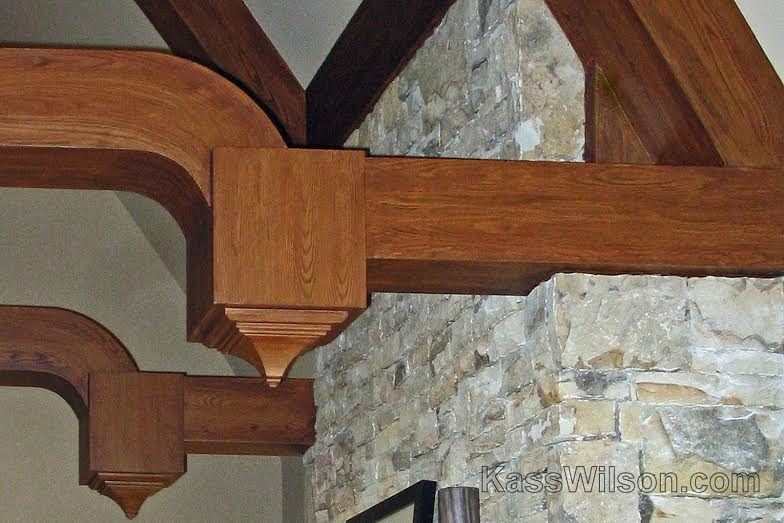 faux wood beams 3