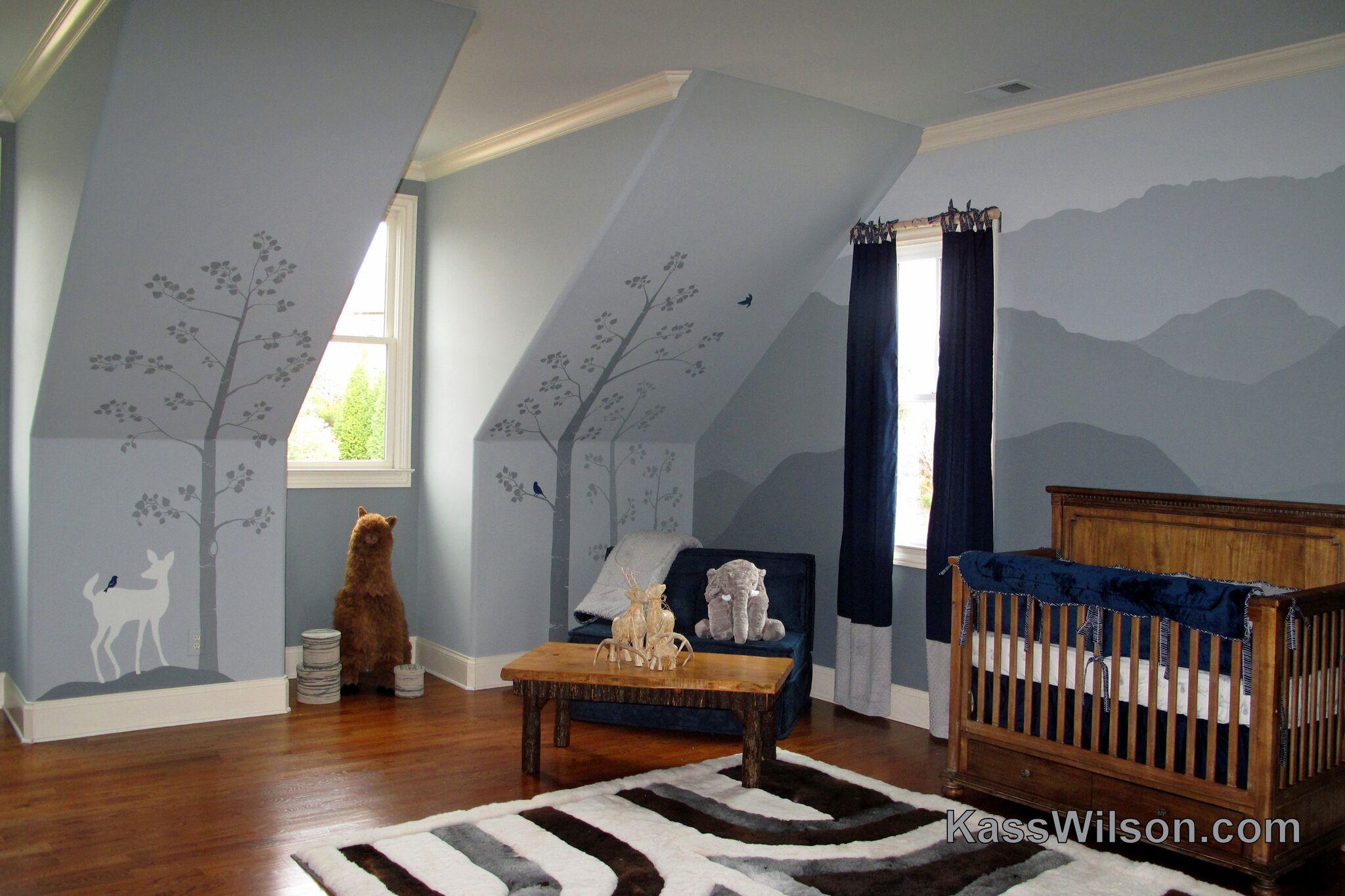 Nursery Mural 1
