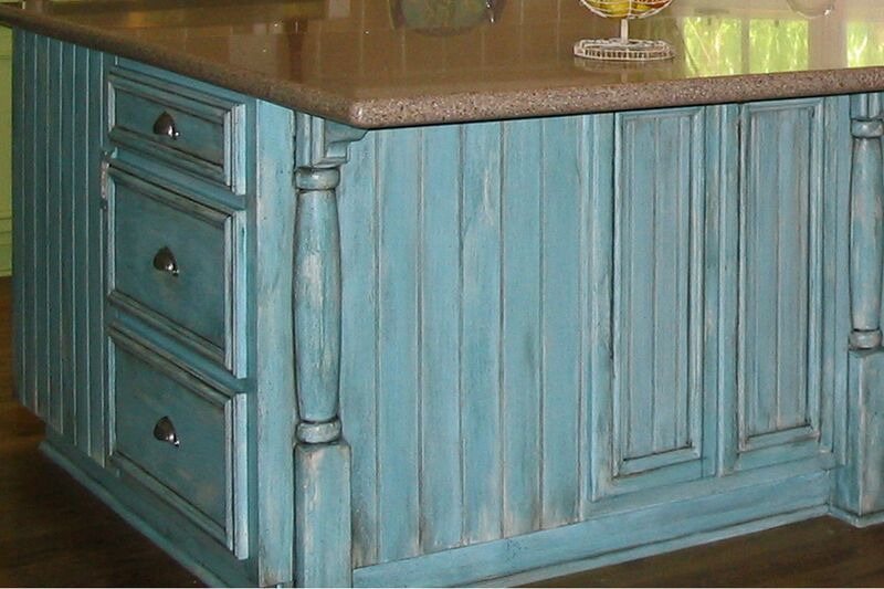 Atlant cabinet refinishing