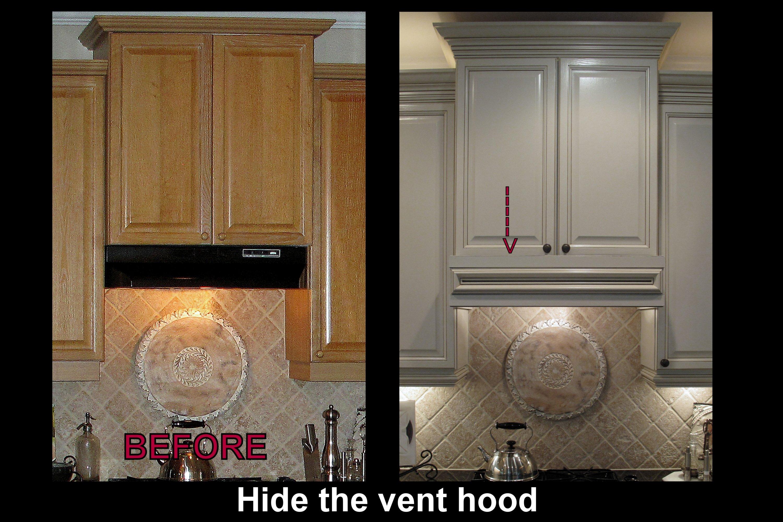 Vent hood changes