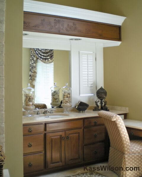 atlanta bathroom cabinet refinishing
