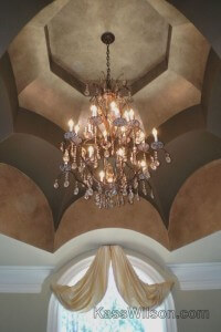 Atlanta ceiling painting after