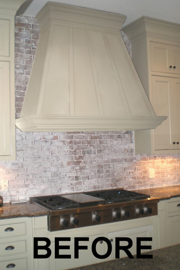 1 Stove Hood Jocelyn 4x62wm