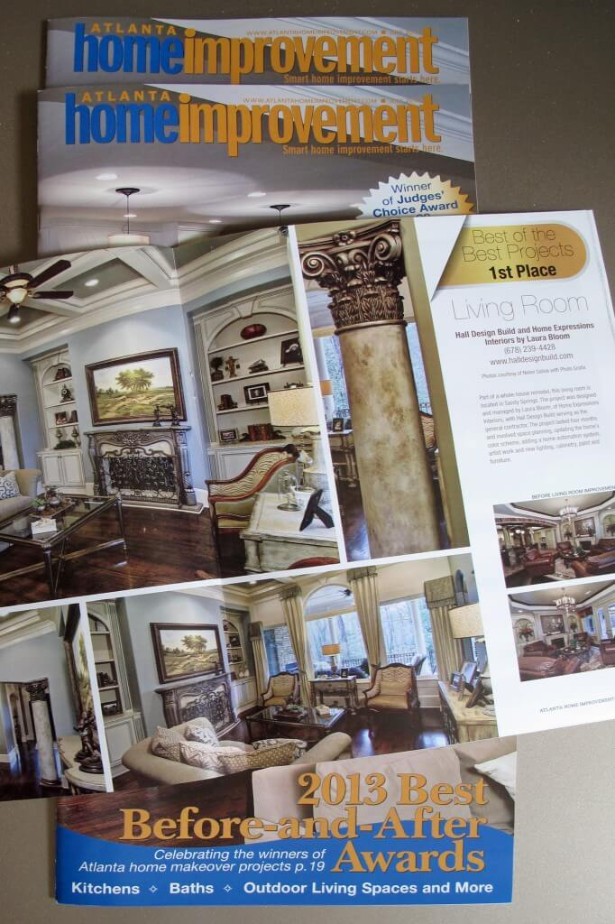 Atlanta home improvement magazine