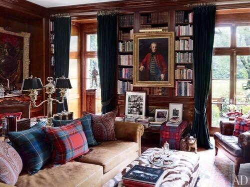 Ralph Lauren country library
