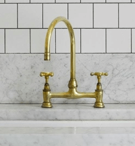 brass plumbing fixtures