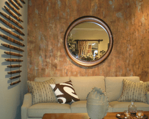 Decorative Painting: Go Big in Small Spaces