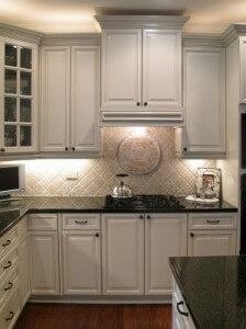 More Than Color: Kitchen Cabinet Refinishing