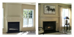 Upgrade a Boring Fireplace with Faux Finishes