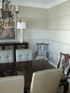 Atlanta dining room makeover