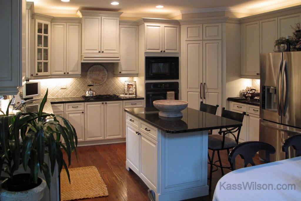 kitchen cabinet finishing in Atlanta