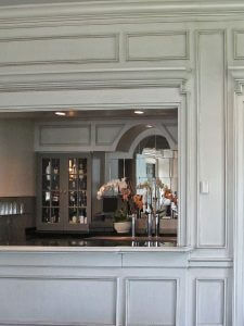 The 19th Hole: Clubhouse Cabinetry Refinishing
